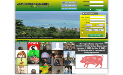 100 free jamaican dating sites