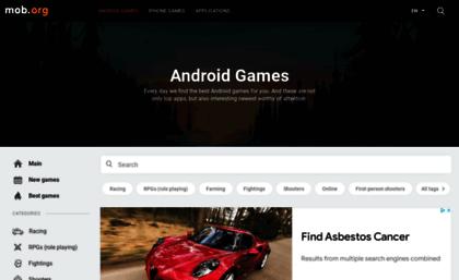 Java mob org website  Mobile games  Free download java games