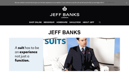jeffbanks.co.uk