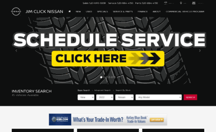 Jim Click Nissan >> Jimclicknissan Com Website Jim Click Nissan A New Used Auto
