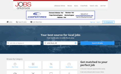 Jobs arkansasonline com website  Jobs in Little Rock, AR