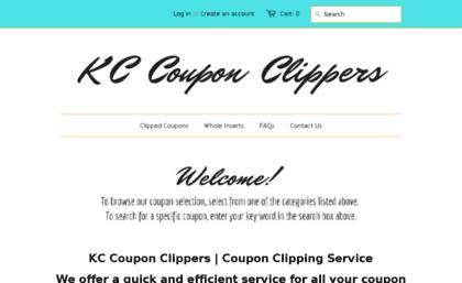 Kccouponclippers Com Website