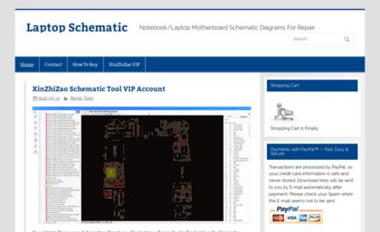 Laptopschematic.com website. Laptop Schematic – Motherboard ...