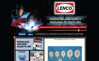 lencocanada com website lenco canada windsor ontario