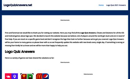 Logo-quizanswers net website  Logo Quiz Answers | Logo Quiz