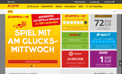 lotto-bremen.de