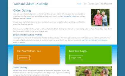 online.comaustralia older singles wetter dating  Internet dating sites and how to get the best out of them - The Australian.