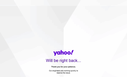 yahoo homepage uk