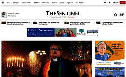 M hanfordsentinel com website  Hanford California News