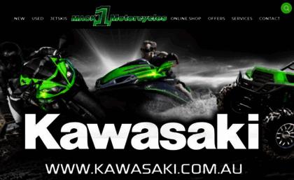 Mack1.com.au website. Perth, Western Australia – Mack 1 Motorcycles
