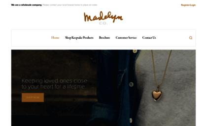 Madelynpendants website a story of inspiration madelyn madelynpendants aloadofball Image collections