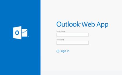 Mailpunjabgovpk Website Outlook Web App