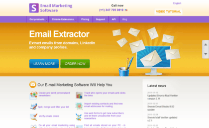 Massemailtools com website  Email Marketing Software & Bulk SMS