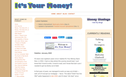 mdmproofing com website it s your money personal finance and