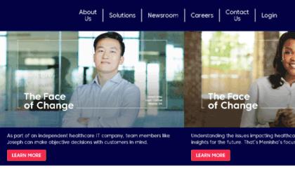 Medi com website  Healthcare Technology & Business Solutions Company