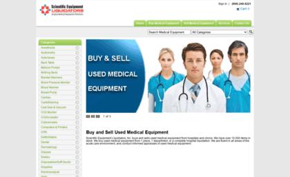 big sale bd06b fef5b Sell your used medical... medused.com