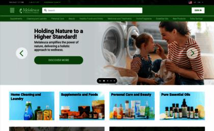 Melaleucacom Website Welcome To Melaleuca The Wellness Company