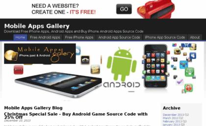 Mobileapplications bravesites com website  Home | Mobile Apps