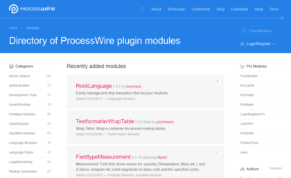 modules.processwire.com