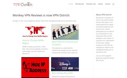 Monkeyvpnreview com website  Monkey VPN Review, Best VPN