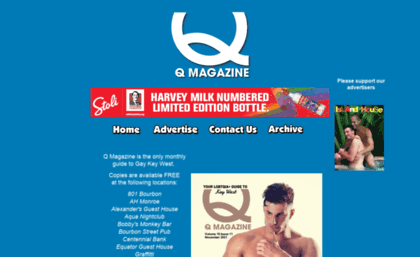 Gay contact websites