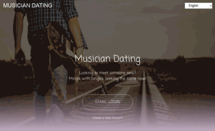 Free dating sites for musicians