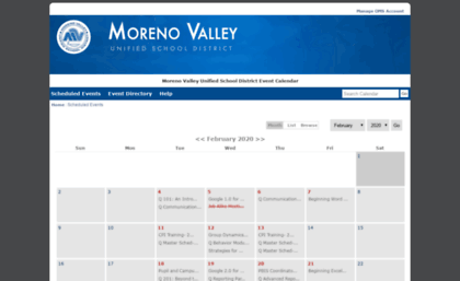 Mvusd K12oms Org Website Moreno Valley Unified School District