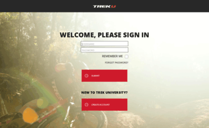 Na trekuniversity com website  Log In   Trek