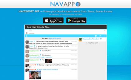 Navixsport com website  Official Navixsport App - Download