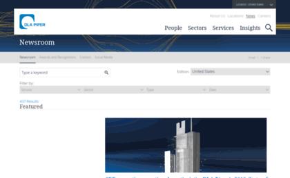 News dlapiper com website  News   DLA Piper Global Law Firm