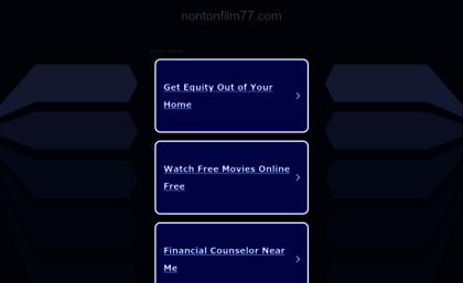 Nontonfilm77 Com Website Nonton Film Bioskop Online Subtitle