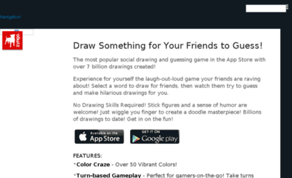 Omgpop com website  Draw Something | The Most Fun Drawing