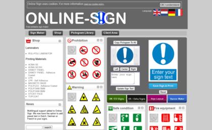 online sign com website online sign v4 free printable safety sign