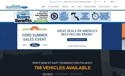 Ford Service Palm Bay Ford Dealership Palm Bay Florida >> Palmbayford Com Website Palm Bay Ford New And Used Cars And