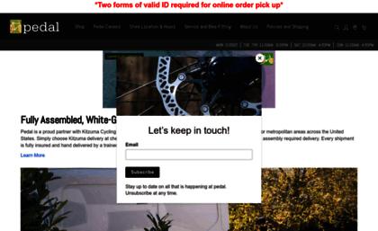 7b010d6d894 Pedalonline.com website. Pedal Bike Shop -Littleton, Colorado ...