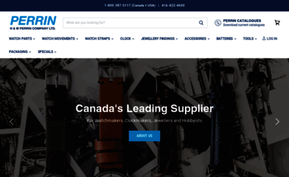 030ac4272ee Perrinwatchparts.com website. PERRIN- Canada s leading supplier for ...