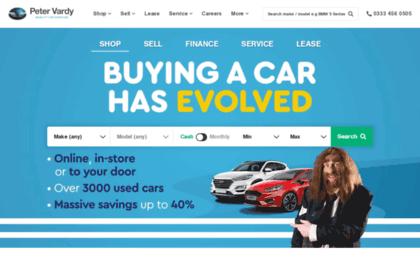 Used Car Dealerships Websites >> Petervardy Com Website New Cars Used Car Dealerships In