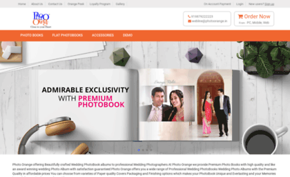 photoorange in website photo books online photo books digital
