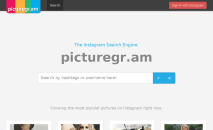 Picturegr am website  Instagram Search Engine - picturegr am