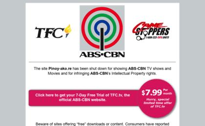 Pinoy Ako Re Website Pinoy Ako Re Free Popular Abs Cbn Movies