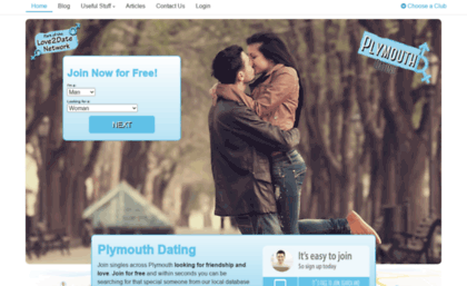 free dating plymouth