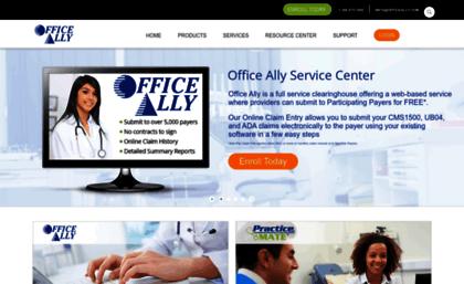 Pm.officeally.com