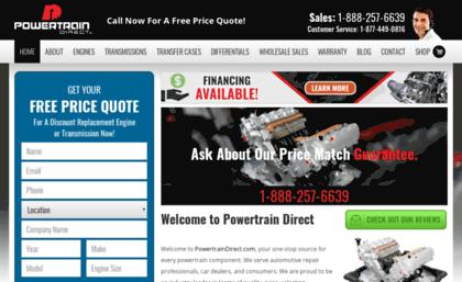 powertraindirect com website powertraindirect call now for a free price quote powertraindirect com website powertraindirect call now for a free price quote