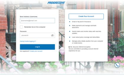progressivedirect.homesite.com