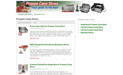 propanecampstoves.org