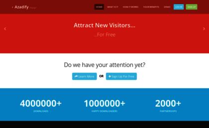 Publisher sharewareonsale com website  Decrease bounce rate and ad