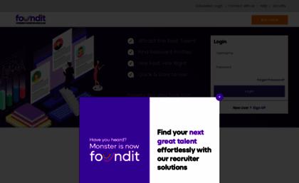 recruiter monsterindia com website monster resume search buy