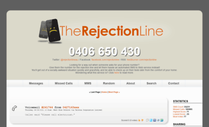 Rejectionline.com.au bingo 10 free no deposit