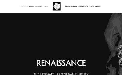 Renaissancecorp com website  Renaissance