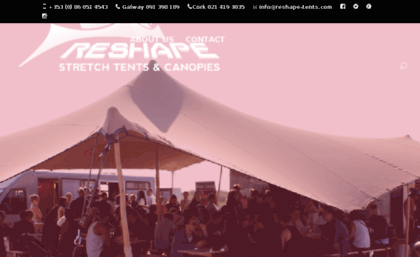 reshape-tents.com  sc 1 th 176 & Reshape-tents.com website. Reshape Stretch Tent Marquee Hire and ...